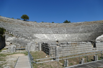 The Theater of Dodona