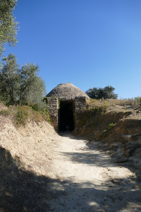 Tholos Tomb at Pylos