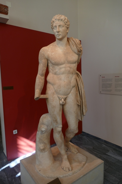 Statue of Hermes (Messene Museum)
