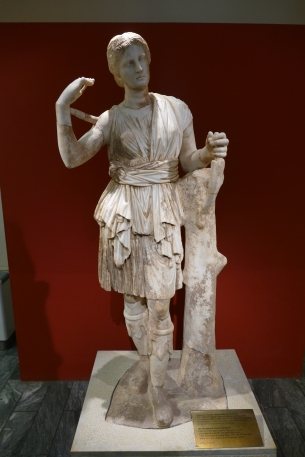 Statue of Artemis (Messene Museum)