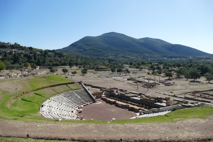 The Theater at Messene
