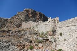Monemvasia Fortification Walls