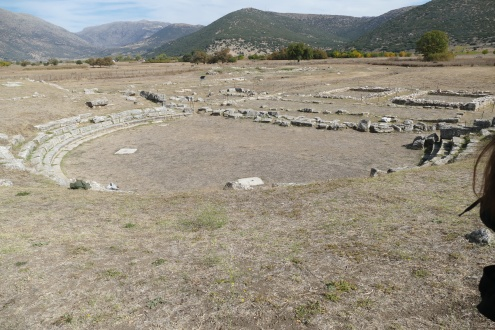 Theater at Mantineia