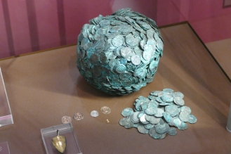 Venetian Coin Hord (Thebes Museum)