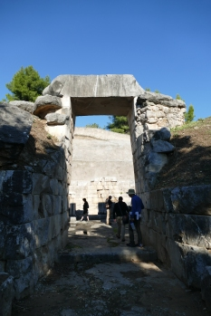 The Tomb of Minyas