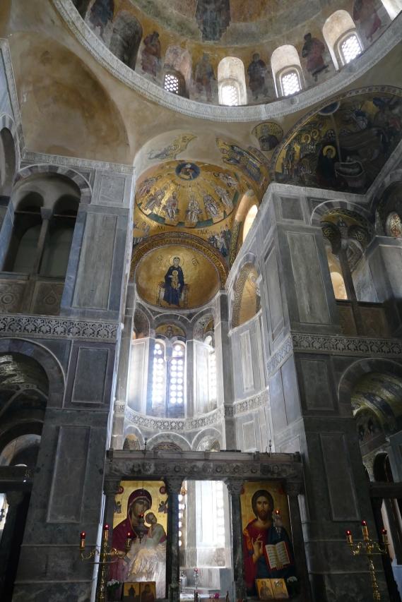 The Katholicon at Hosios Loukas