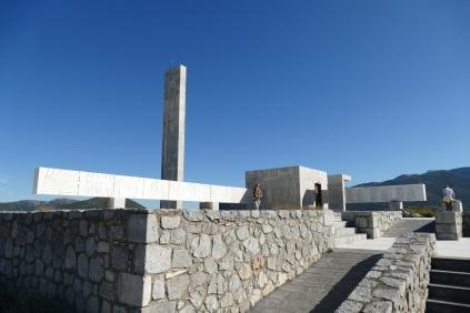 The Distomo Monument