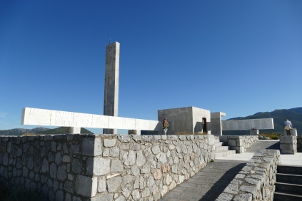 The Distomo Monument