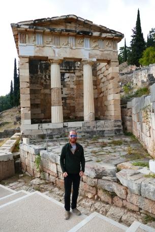 The Treasury of the Athenians (Delphi)