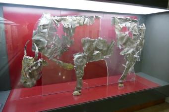 The Silver Bull (Delphi Museum)