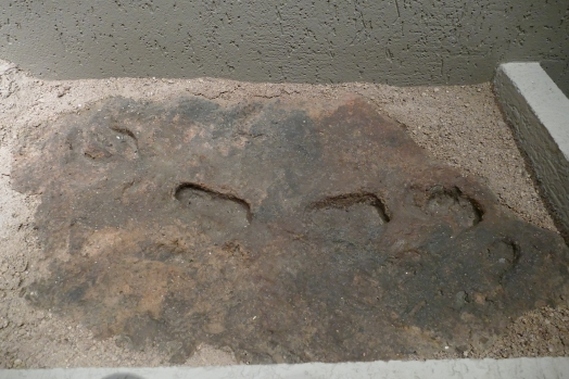 Neolithic Footprints