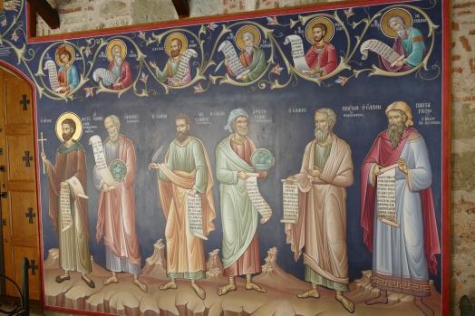 Greek Philosophers (Meteora)