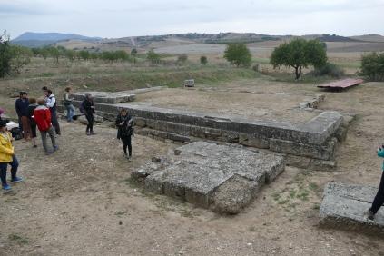 Temple of Ennodia (Pherai)