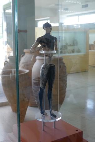 Palaikastro Kouros (Sitia Museum)
