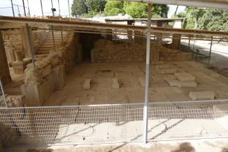 King's Megaron at Phaistos