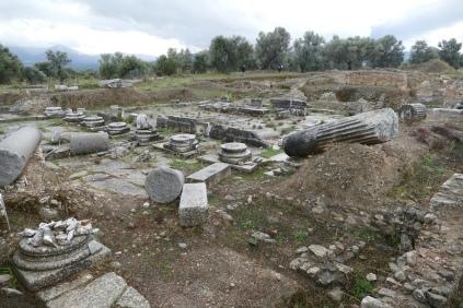 Roman Agora at Gortyn