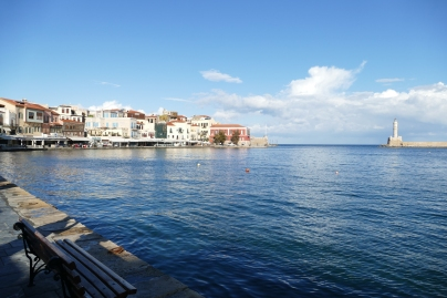 Venetian Harbor at Chania