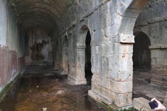 Vaulted Roman Cistern at Aptera