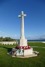 Commonwealth Cemetery at Souda Bay