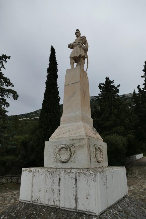 Statue of Kolokotronis