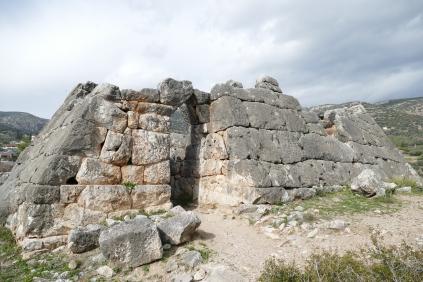 """Pyramid"" at Hellenikon"