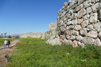 The Walls of Tiryns