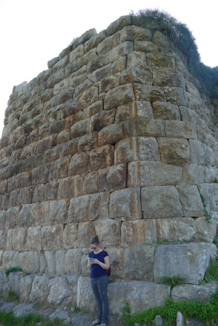 The Walls of Asine