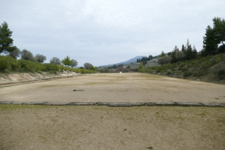 The Stadium at Nemea