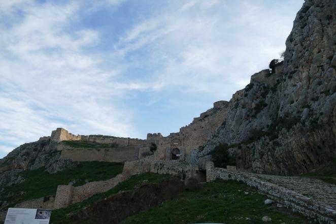 Gate of Acrocorinth