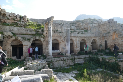 Peirene Fountain at Corinth