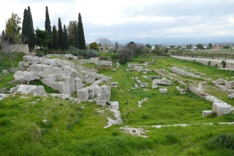 Odeon at Corinth