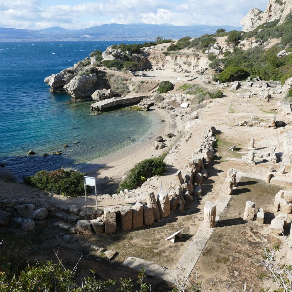 The Sanctuary of Hera at Perachora