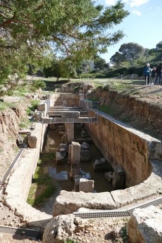 Cistern at Perachora