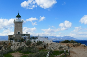 Lighthouse at Perachora