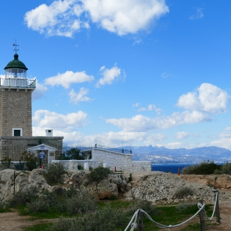Lighthouse at Perachora